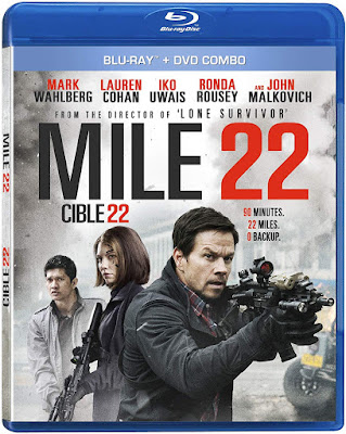 Mile 22 2018 Eng 720p BRRip 700Mb ESub x264