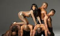Kelly Rowland's Legs
