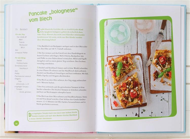 Rezension/Buchvorstellung Pancakes von Christine Sinnwell-Backes 5