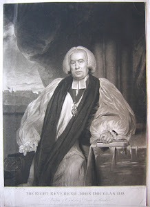 John Douglas (bishop of Salisbury) (1721 – 1807)
