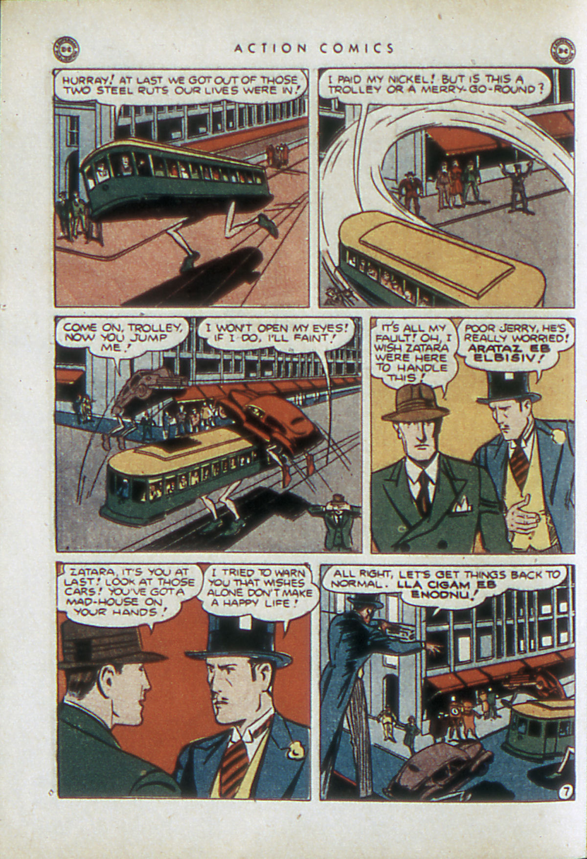 Read online Action Comics (1938) comic -  Issue #84 - 49