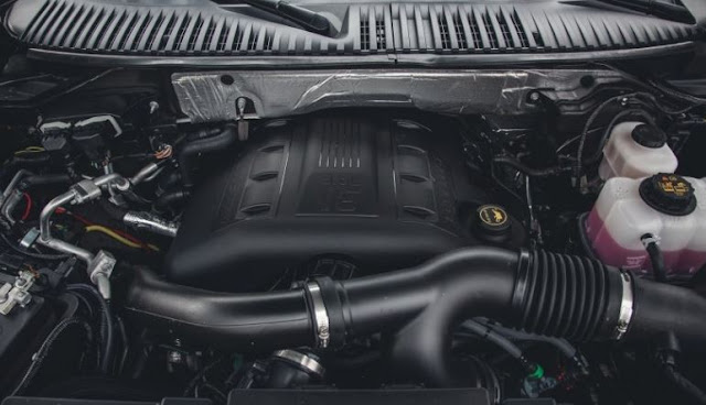 2017 Ford Expedition Engine