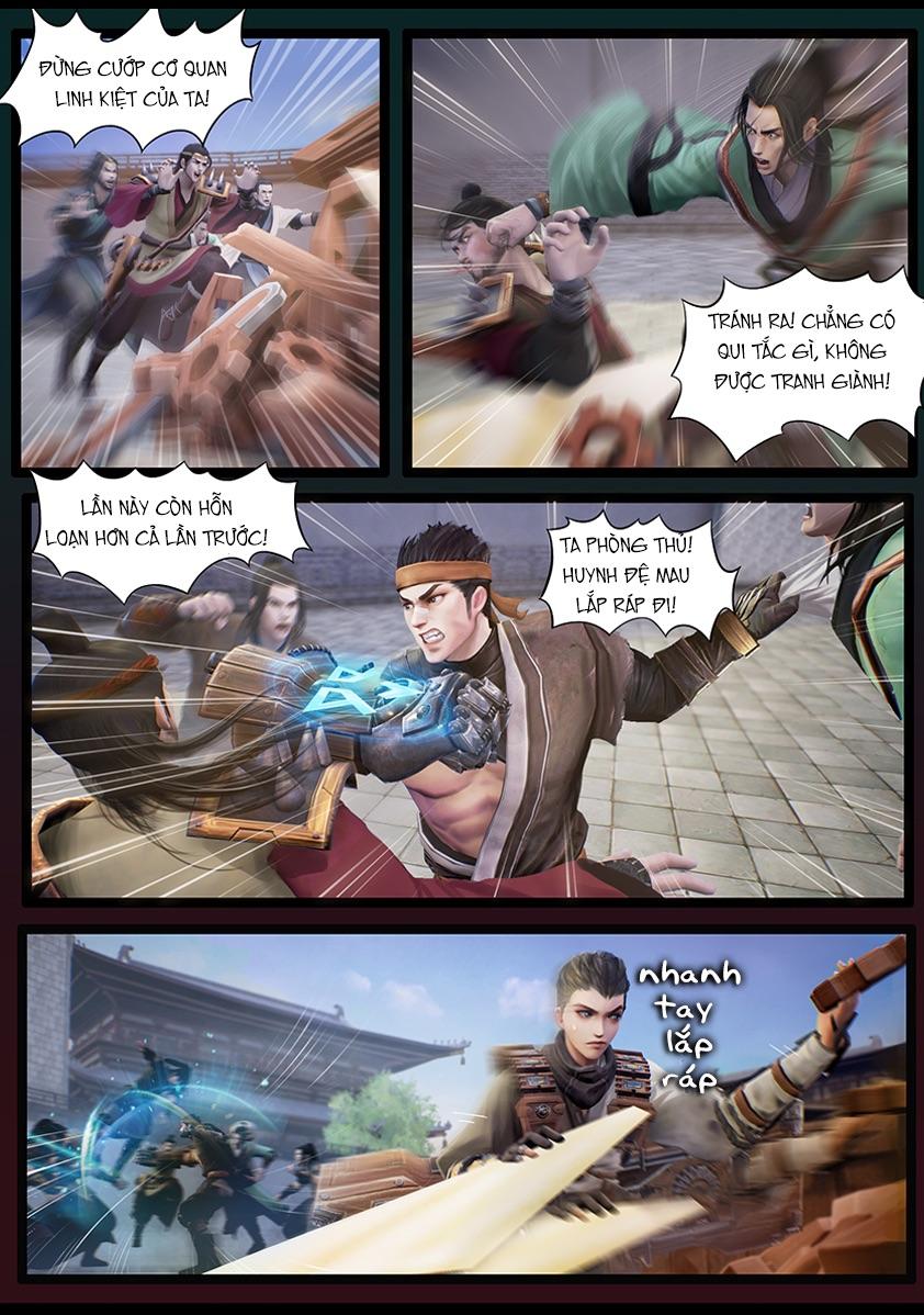 Thủ Mộ Bút Ký - Chapter 31: Tín vật 1 - Pic 10
