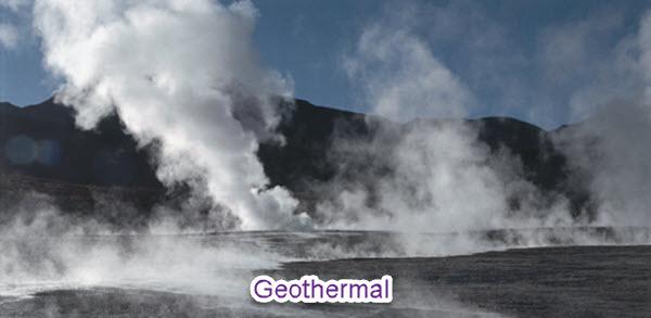 Geothermal