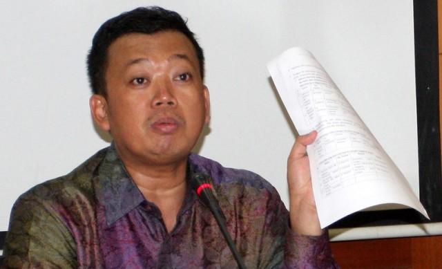Nusron Wahid: Laporan atas Pidato Megawati Salah Kaprah