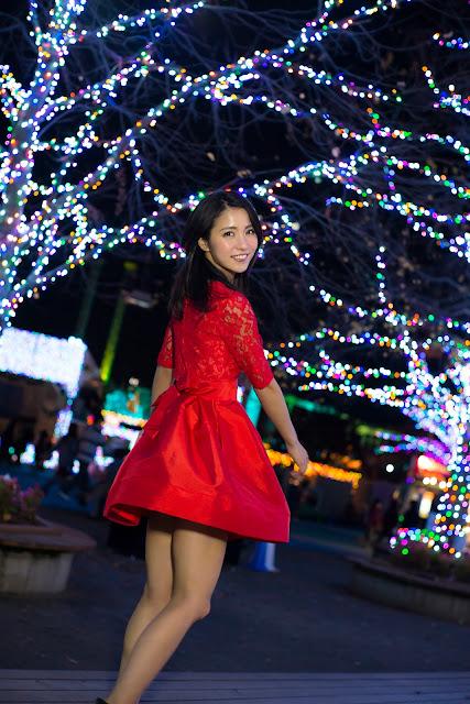 Ishikawa Ren 石川恋 All I Want for Christmas Is You 20