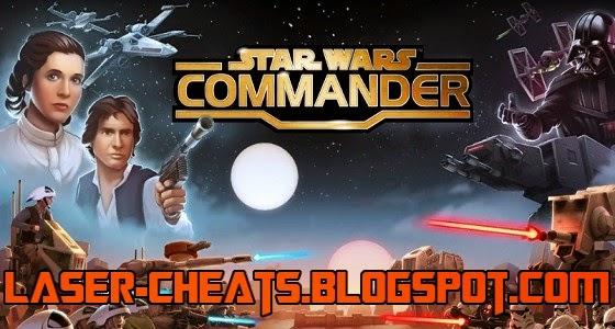 Laser Cheats: Star Wars Commander Cheats [FREE Download] [No Survey