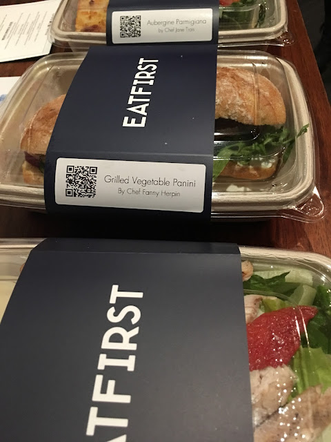 EatFirst food delivery service in London