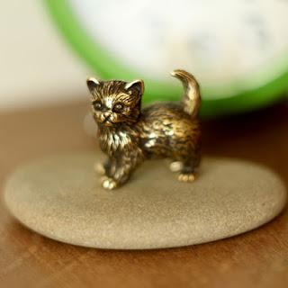статуэтки из бронзы интернет магазин сувениры фигурки животных котов кошек