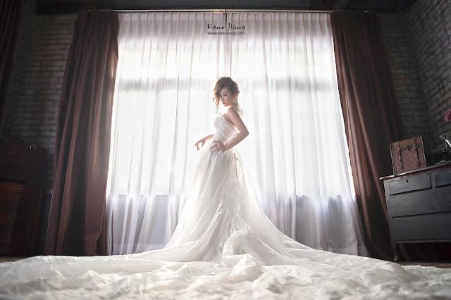 [單人婚紗] | 婚紗 | 寫真 | 個性婚紗 |馮琬喬@單人婚紗