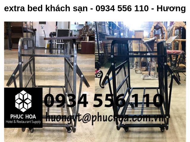 Giường extra bed cho khách sạn Phúc Hòa