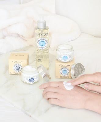 L'Occitane Shea Ultra Rich Comforting Cream Review Photos