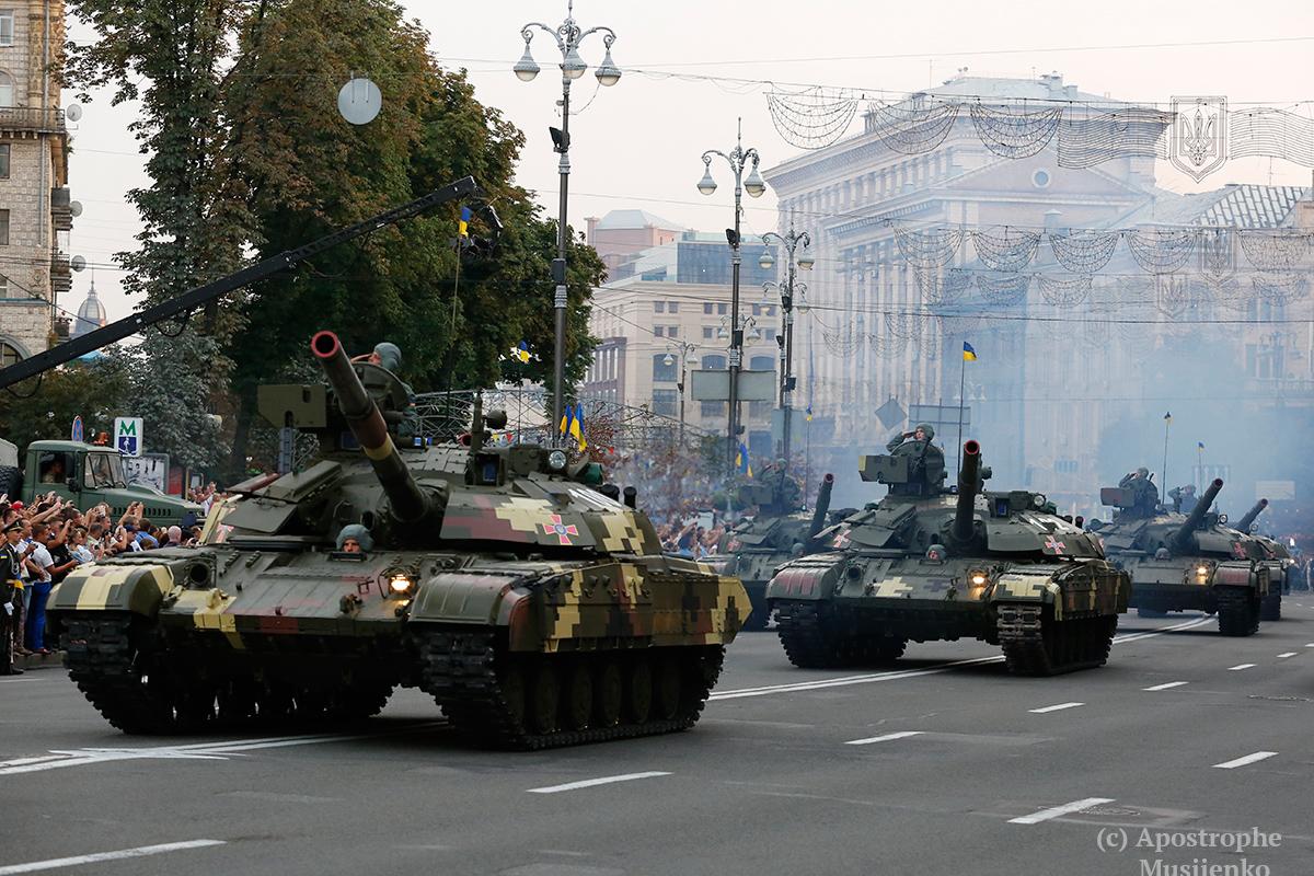 танки ЗСУ
