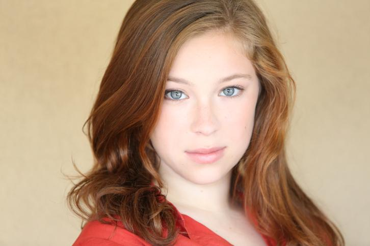 Lost In Space - Mina Sundwall to Co-Star in Netflix Series