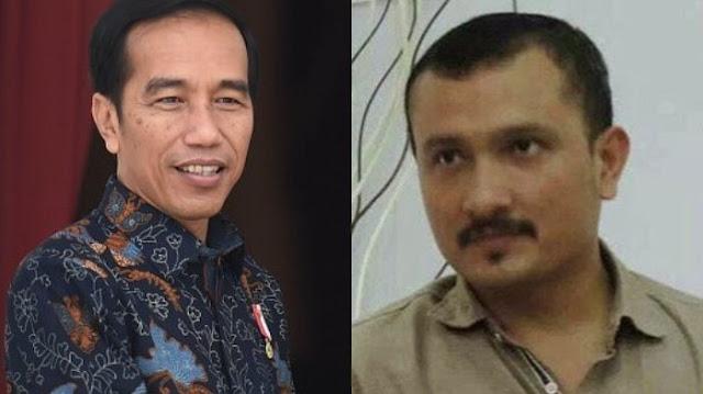 Bantah Benci Jokowi, Ferdinand: Saya Tak Suka Cara Dia Pimpin Negeri, Penuh Senda Gurau