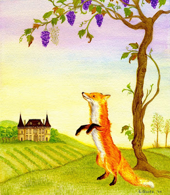 Tugas Sekolah Text Narrative Pendek The Fox And Grapes Tugas