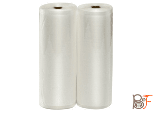 "Vacuum Sealer Bags Commercial Grade, hight quality; Two Rolls of 11"" X 50'"