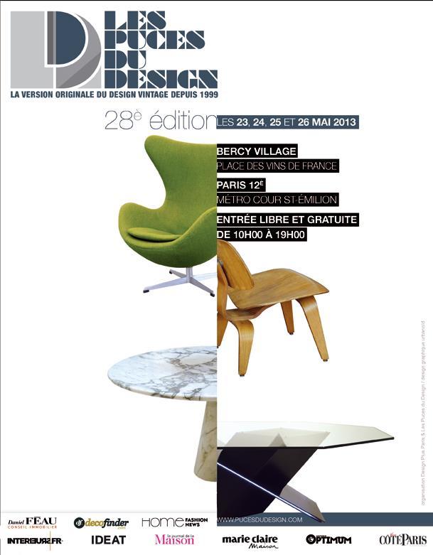 le blog de twiggy les puces du design. Black Bedroom Furniture Sets. Home Design Ideas