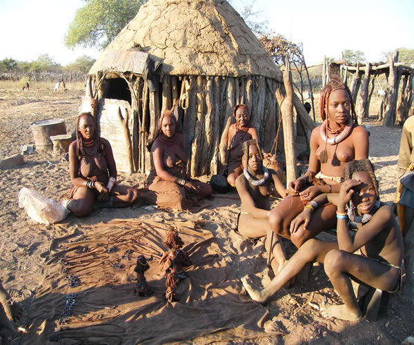 African Nude Villages 95