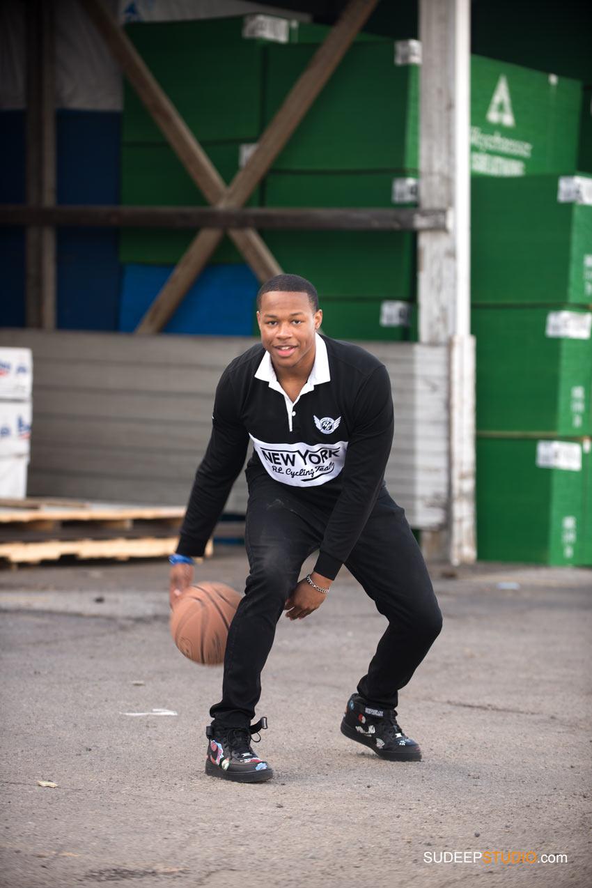 Basketball Sports theme Ann Arbor Senior Pictures for Guys SudeepStudio.com Ann Arbor Senior Portrait Photographer