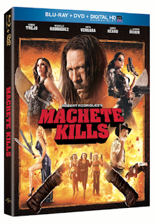 Blu-ray Review - Machete  Kills