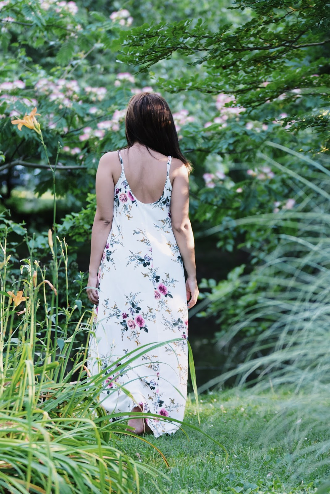 A little bit of heaven by Mari Estilo- Summer Dress-Floral dress- travelblogger-travel-maxi dress-summer style