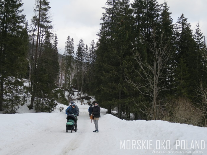 5 Adorable Moments I Enjoyed When Hiking to Morskie Oko, Poland