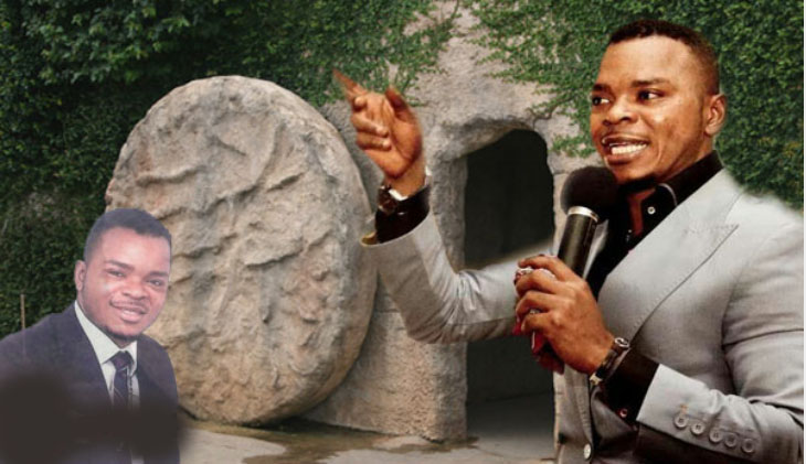 """I Was the Angel Who Rolled Out The Stone From The Tomb When Jesus Resurrected"" Says Angel Obinim"