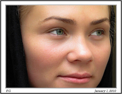 kobieta gładka skóra