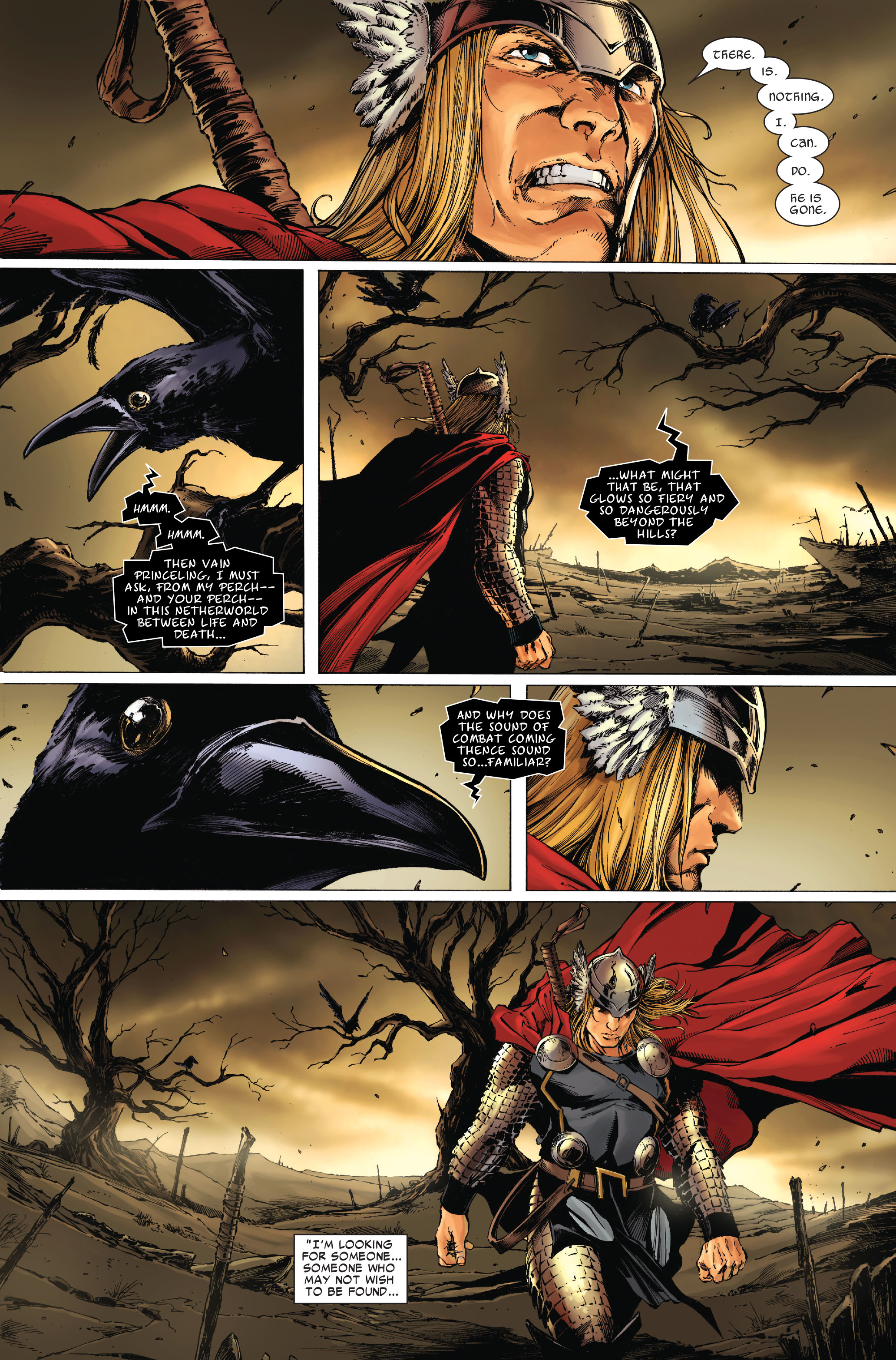 Thor (2007) Issue #7 #7 - English 10