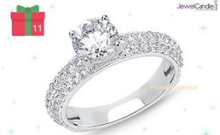 Logo Gioca gratis e vinci un prezioso anello con JewelCandle