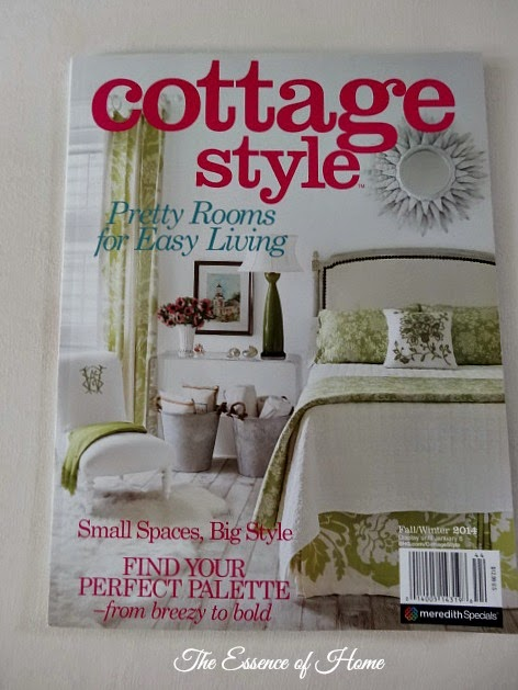 The Essence Of Home Cottage Style Magazine