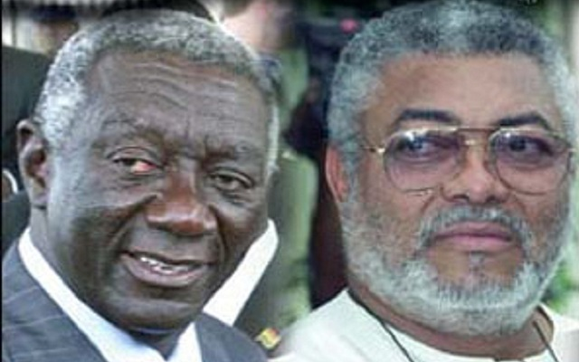 'Superman' Rawlings was unbeatable – Kufuor