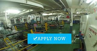 Engine Cadet Recruitment August 2016