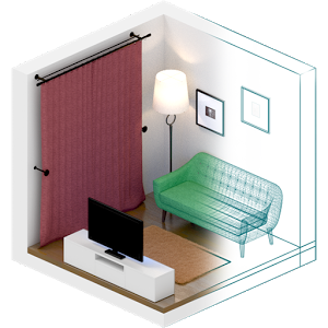 Planner 5d interior design 1 6 0 full apk mod unlocked for Office design 5d
