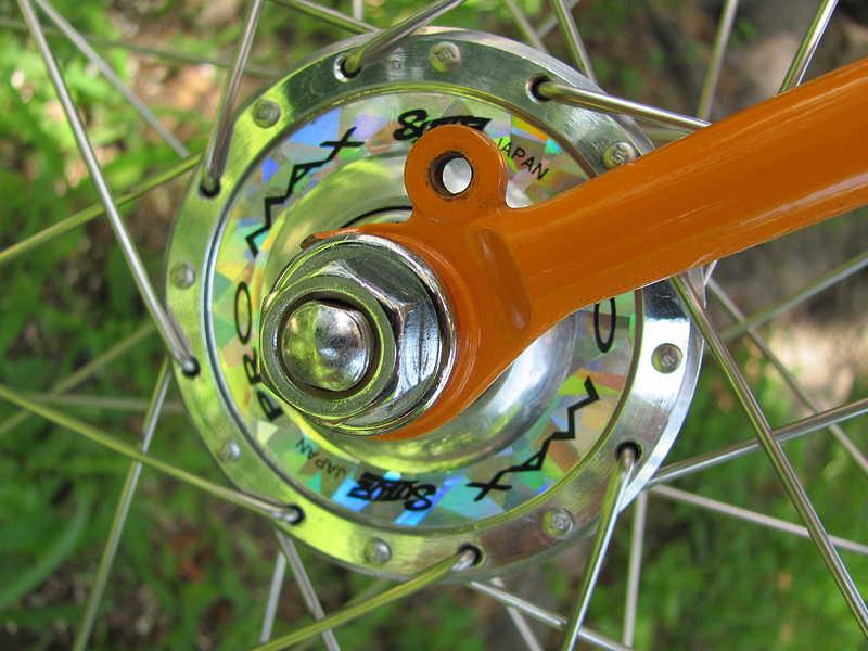 Rancangan Frame Sepeda Fixie Orange | Kumpulan Desain ...