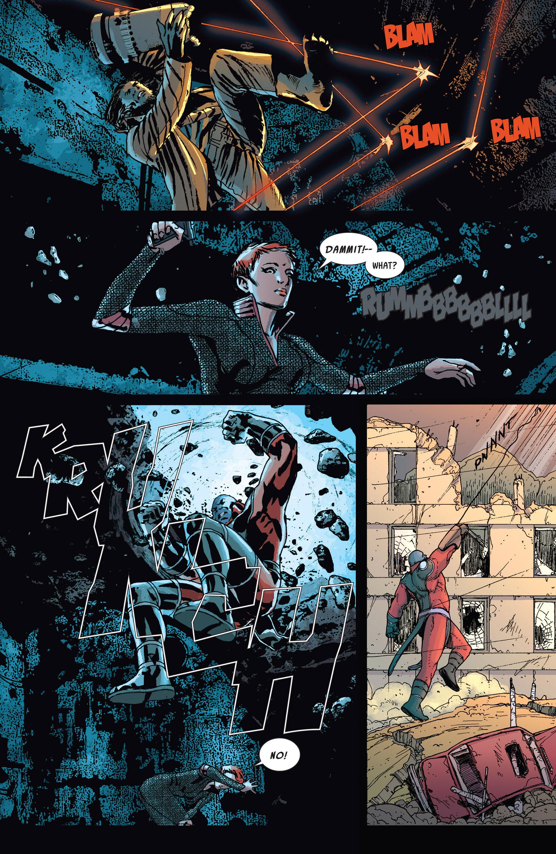 Read online Age of Apocalypse (2012) comic -  Issue #14 - 18