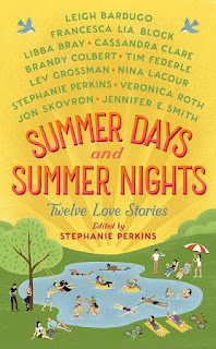 Summer Days and Summer Nights, Stephanie Perkins, book cover