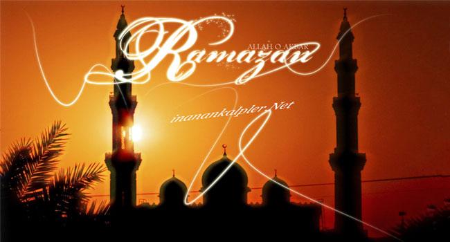Ramazan Oruç Ayı