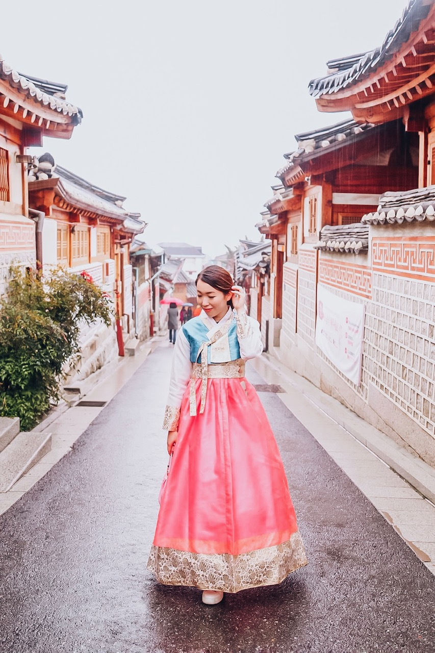 Korean Hanbok Rental in Seoul - Why Seoul is a Perfect City to go for a Girl's Trip