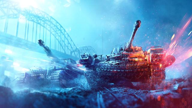 Battlefield V 2 Chars - Fond d'écran en Ultra HD 4K