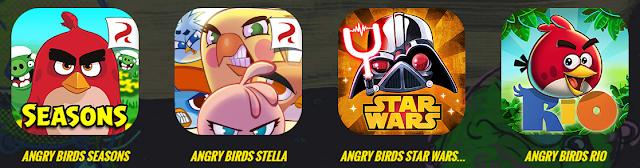 Apps Angry Birds y la película adaptaciones de videojuegos a cine