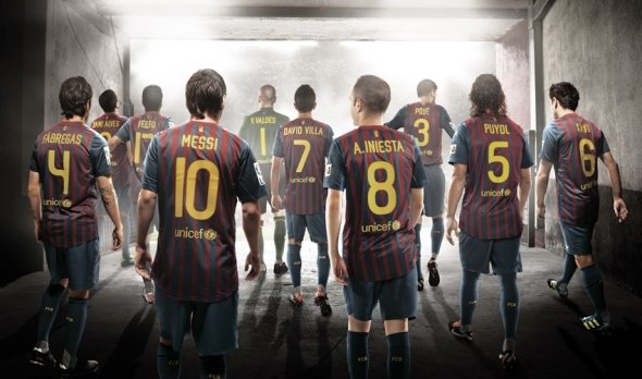 Fc Barcelona Wallpaper Collection My Image