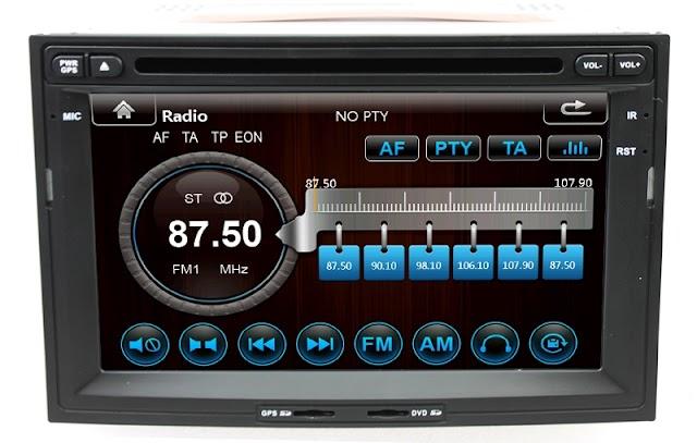 Araç Radyosundaki TA, TP ve AF Nedir?