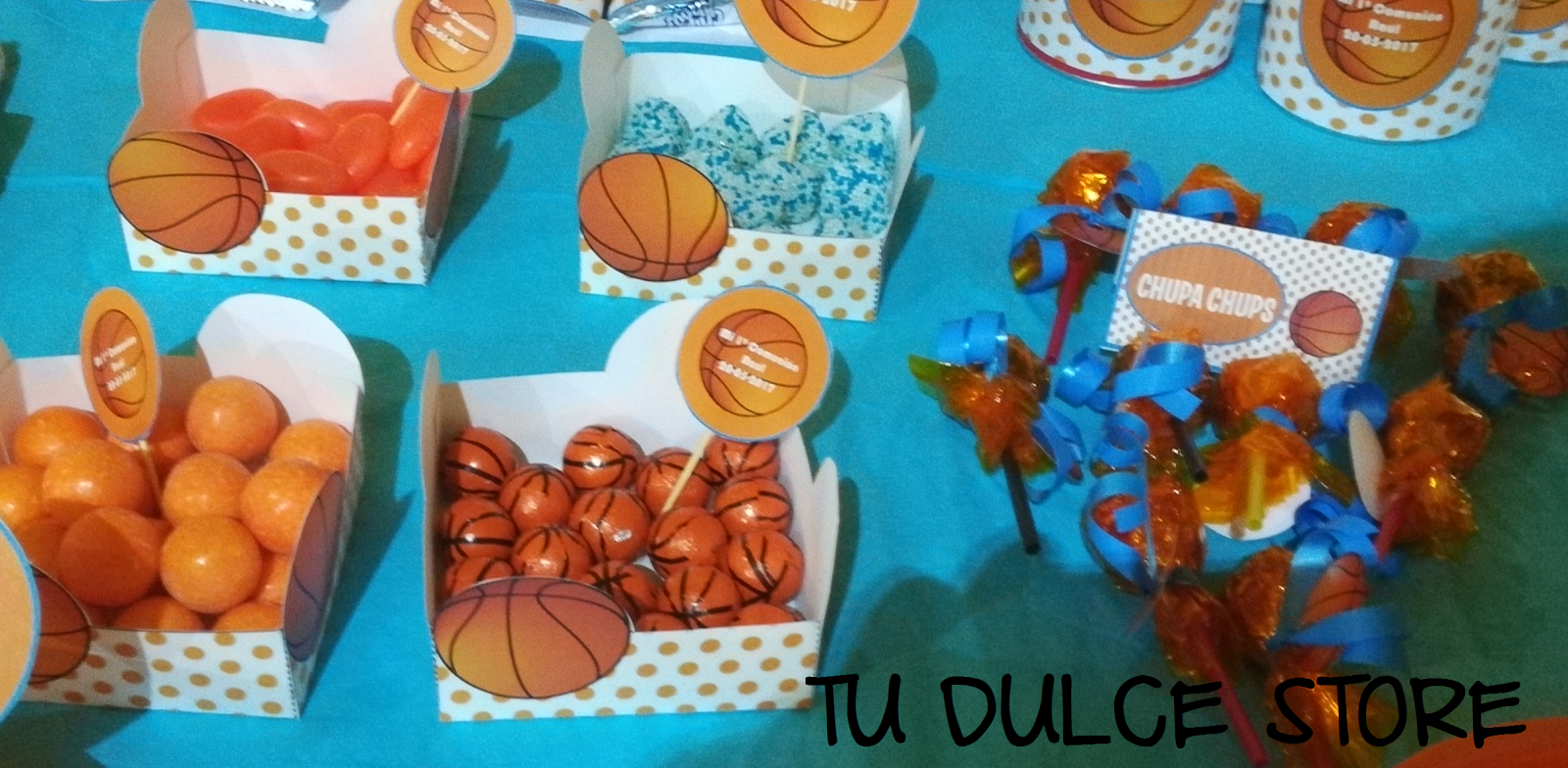 Tartas Decoradas Basket