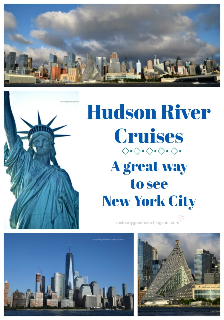 Hudson River Cruise | Ms. Toody Goo Shoes