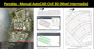 Parcelas - Manual AutoCAD Civil 3D (Nivel Intermedio)