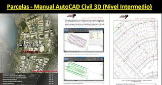 Parcelas - Manual AutoCAD Civil 3D (Nivel Intermedio)