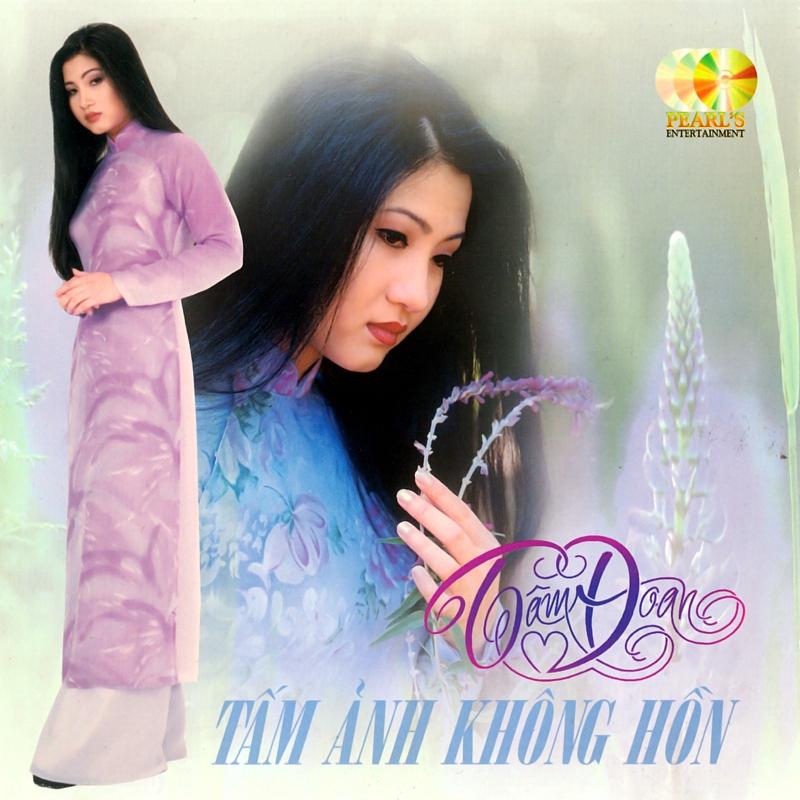 Vân Sơn CD - Tâm Đoan - Tấm Ảnh Không Hồn (NRG) + bìa scan mới