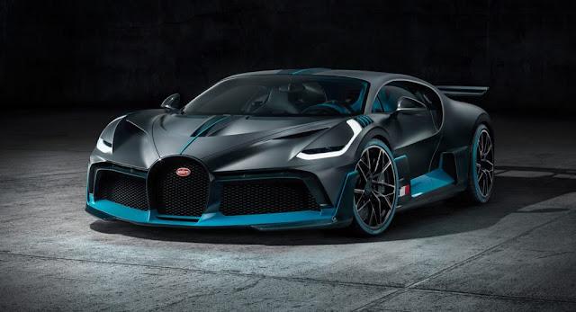 Bugatti, Bugatti Chiron, Reports